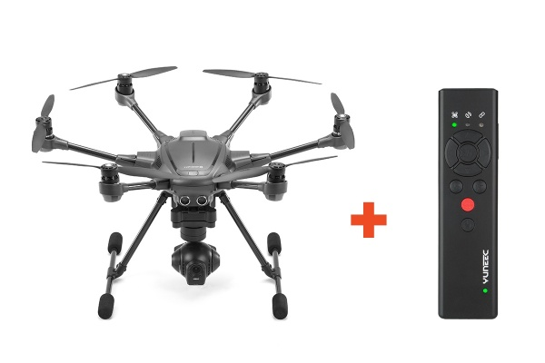 TYPHOON H ADVANCE plus WIZARD - vystavený kus