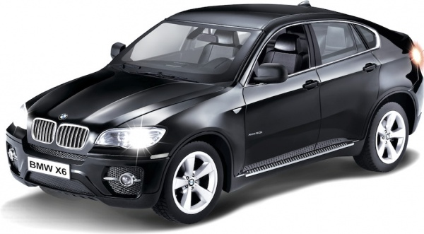 (OUTLET 45622) - BMW X6, 1:10, RTR - nereaguje