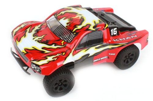 Rally Short truck 1/18 2.4Ghz, RTR