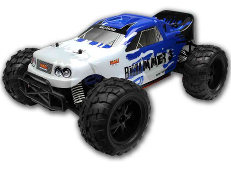 Big Hammer 3 RTR - Monster truck na vysílačku
