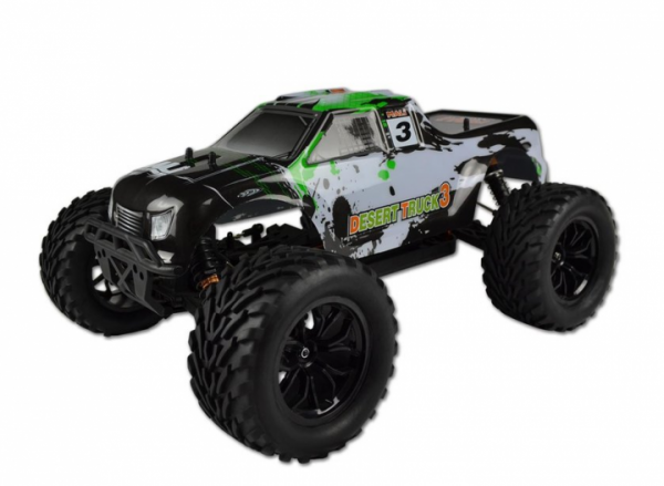 Desert Truck 3 - RC monster truck od MALi racing