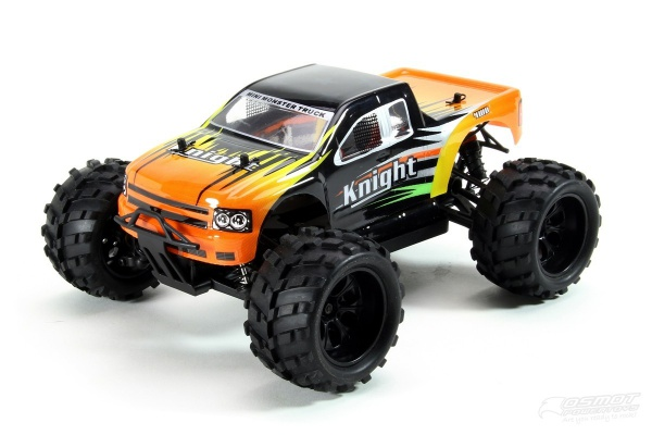 Monster truck MiniZi, 2,4Ghz, 1/18 RTR