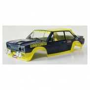 "FIAT 131 ABARTH ""OLIOFIAT"" PAINTED BODY"