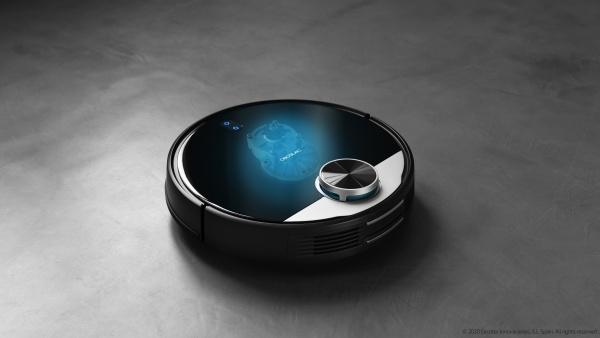 Robotický vysavač Conga 3390