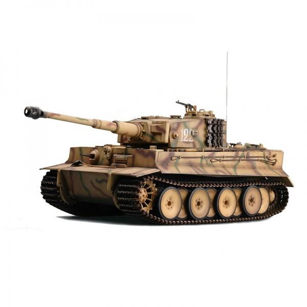 RC tank 1:16 Torro Tiger 1, 2.4GHz, IR, zvuk, camouflage