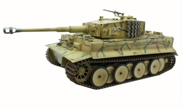 RC tank 1:16 Torro Tiger 1, IR, zvuk