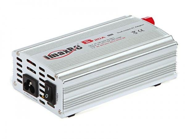 ImaxRC B20 AC adapter 16A