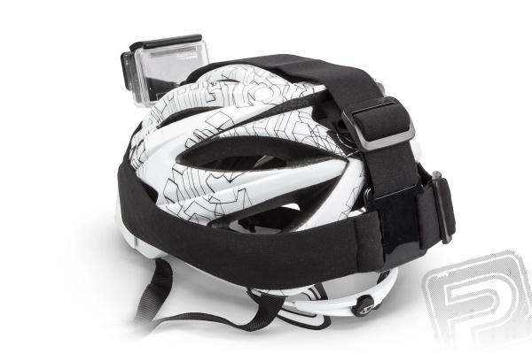 Popruh na přilbu pro ruční stabilizátory