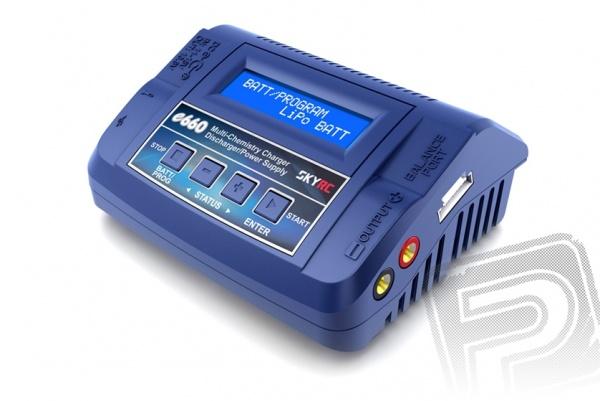 SKY RC e660 nabíječ