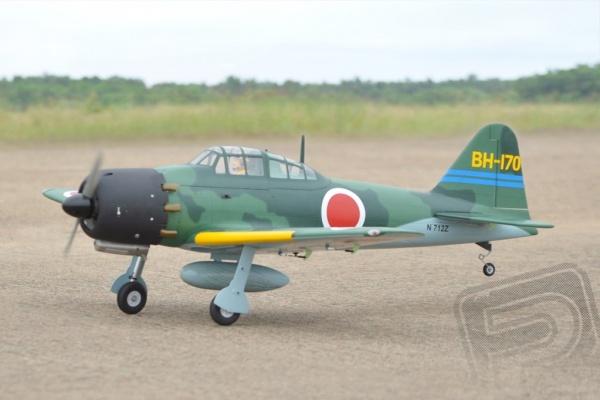 BH171 A6M ZERO 1720mm ARF