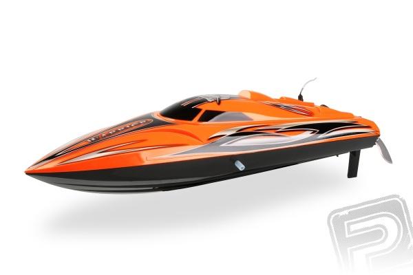 Offshore Lite Warrior V3 2,4Ghz RTR oranžový