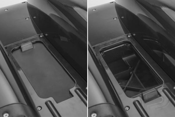 Zavážecí lodička SWEET BAIT