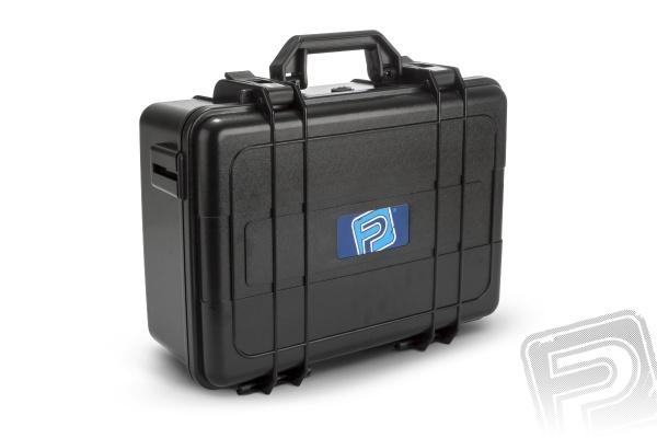 P1 - Plastový kufr UNI voděodolný (390x265x130mm)