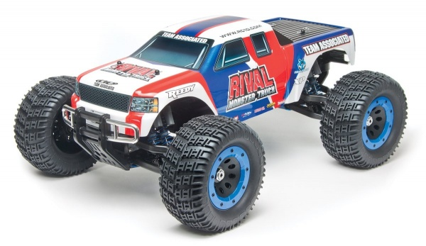 RIVAL monster truck RTR