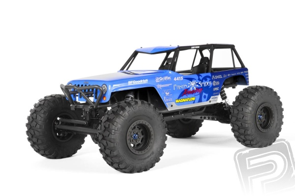 Axial Wraith Jeep W. Poison Spyder RTR