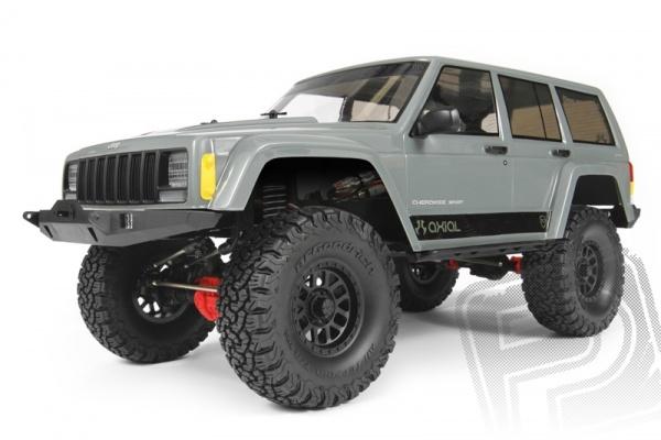 SCX10 II 2000 Jeep Cherokee - RTR