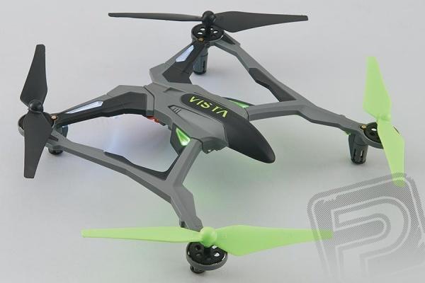Dromida Vista UAV Quad zelená