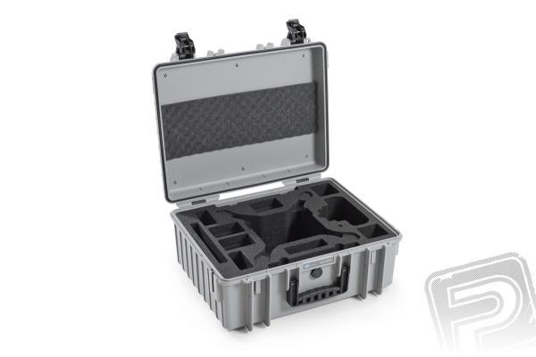 Kufr pro DJI Phantom 4 šedý