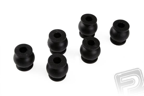 Tlumící gumy pro Z15 gimbal (6 kusů)
