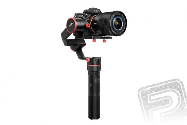 A1000 Single 3-osý stabilizátor pro DSLR kamery