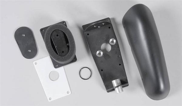 FG vzduchový filtr F1 včetně vnitřku, sada