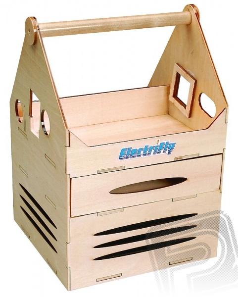 Polní startbox pro elektrolety malý