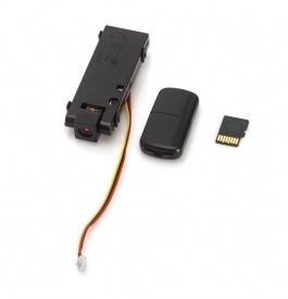 Gravit Vision Quadrocopter 2.4GHz - HD action videokamera včetně 2GB Micro-SD-Card