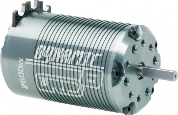 Dynamic 8 Brushless Motor 2.600kV