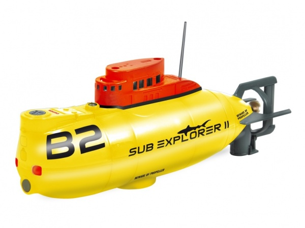 Sub Explorer II Mini RC Ponorka