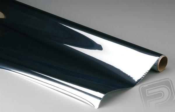 Monokote 182x65cm chromový
