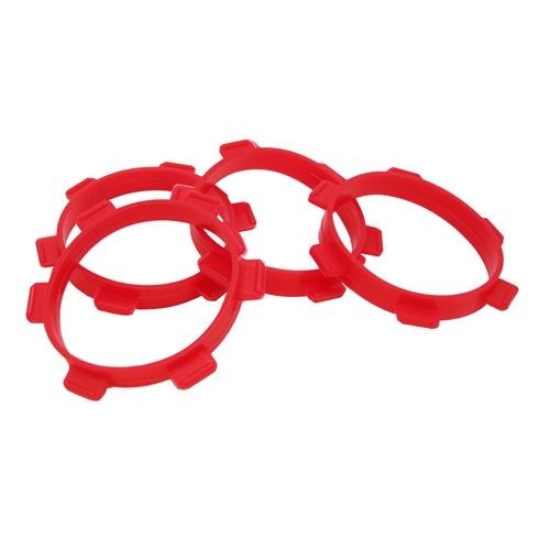 Ultimate Racing montážní kroužky pro 1/10 Buggy gumy (4ks.)