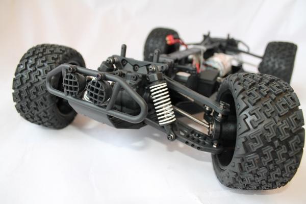 FunFighter 4WD RTR s omezením max. rychlosti pro děti