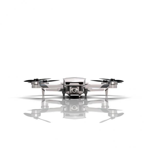 SkyWatcher LARK 4K GPS BRUSHLESS FPV 35 MIN., bílé provedení