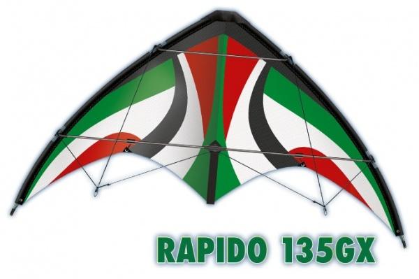 RAPIDO 135 GX, 135x57 cm - Günther