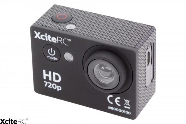 Akční HD kamera 5MP s příslušenstvím