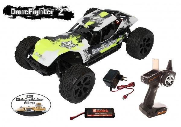 DuneFighter 2 - Brushed RTR