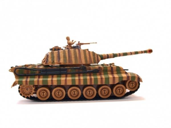 German King Tiger v2 1:28 2.4GHz RTR
