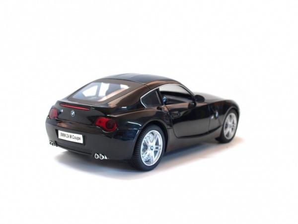 BMW Z4 M Coupe 1:16 2WD 11 km/h ČERNÁ
