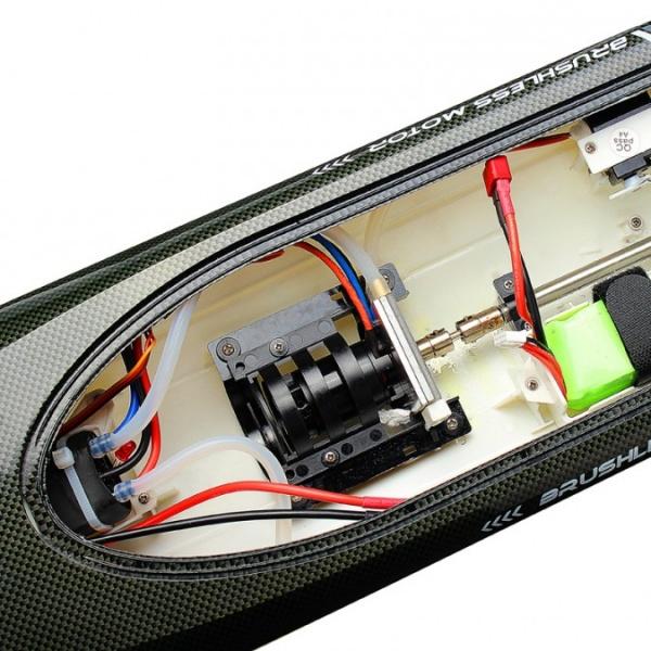 RC člun FT011 2.4Ghz RTR