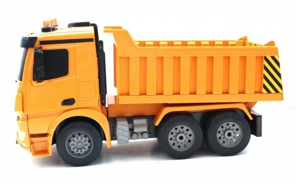 Sklápěč Dump Truck RC Mercedes-Benz Arocs