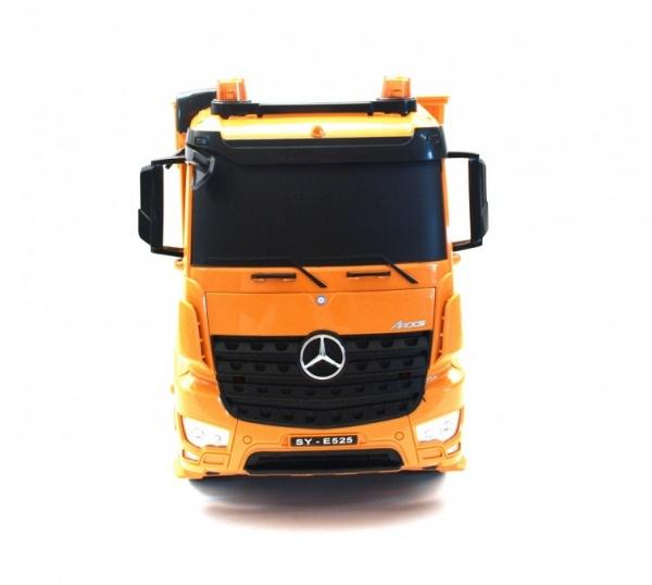 Sklápěč Dump Truck RC Mercedes-Benz Arocs 27MHz
