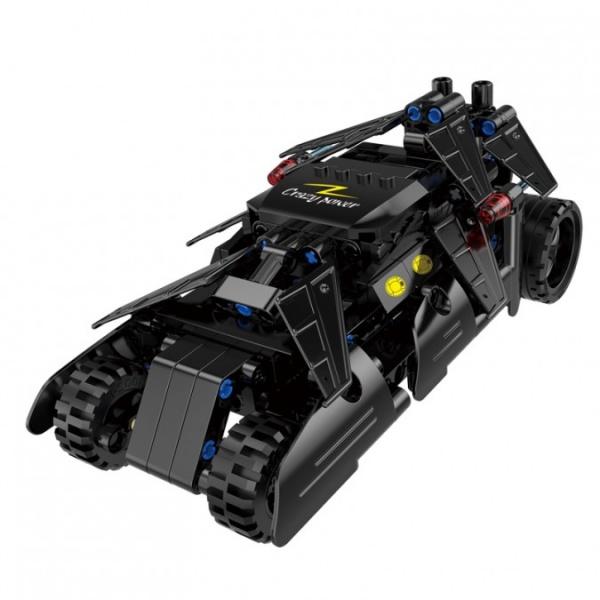 Fight Car samochód Batmana - do zbudowania z klocków PULL BACK (C52005W)