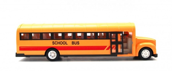 Americký školní autobus 33 cm na dálkové ovládání