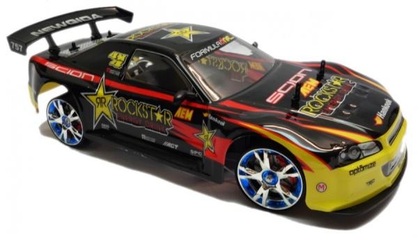 NQD super drift 2,4Ghz - RC model auta