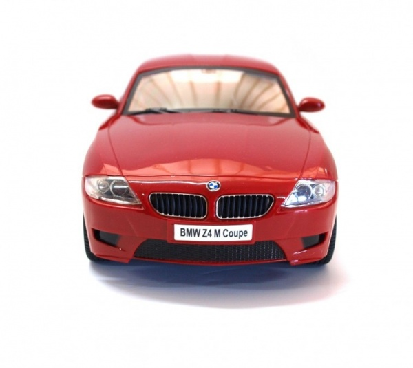 BMW Z4 M Coupe 1:16 2WD 11 km/h ČERVENÁ