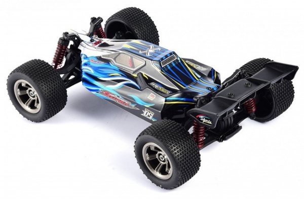 OFF-ROAD COMPETITION BUGGY 2WD 1:12 2.4GHz RTR - modrá