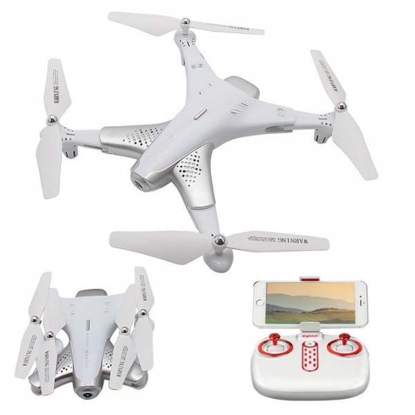 Syma Z3 - nadupaný skládací dron s HD kamerou