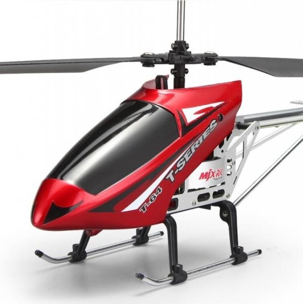 MJX T64 SHUTTLE - odolný vrtulník pro začátečníky - 45cm