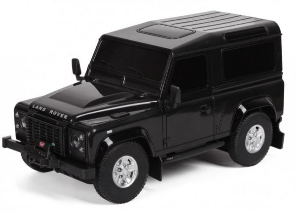 Land Rover Denfender 1:24 RTR - černý