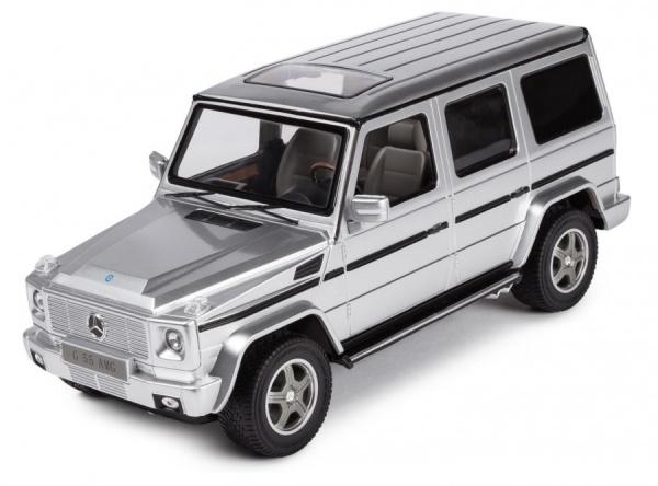 Mercedes-Benz G55 1:14 RTR – stříbrný
